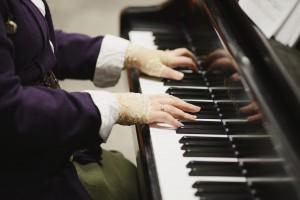 Catherine's Tea Piano