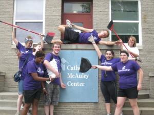 Cornell Service Learners